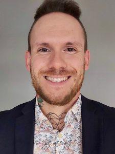 Jeff O'Connor, conseiller ux affaires professionnelles et responsable des communications